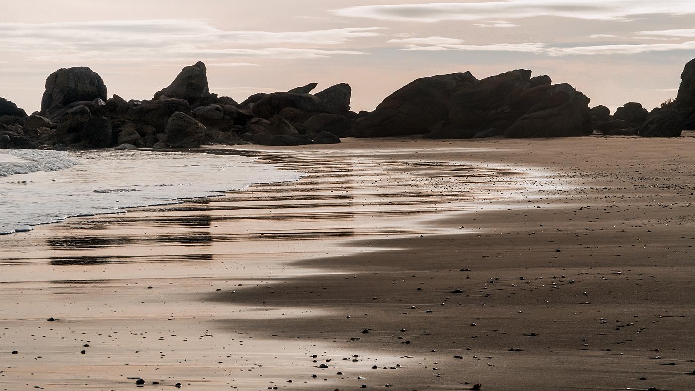 Early morning in Penguin, Tasmania