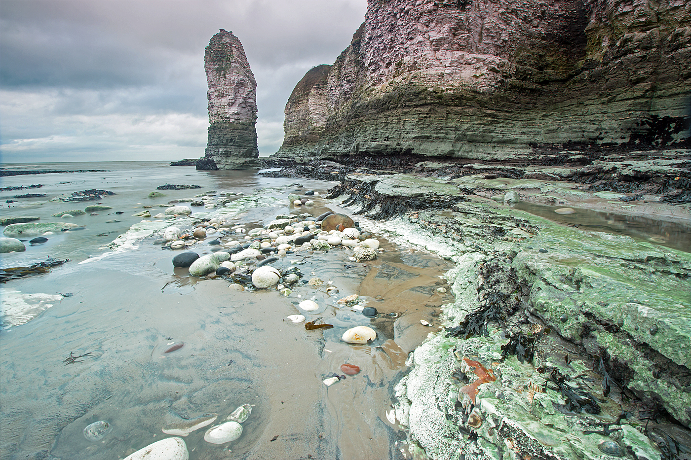 Stack: Selwicks Bay