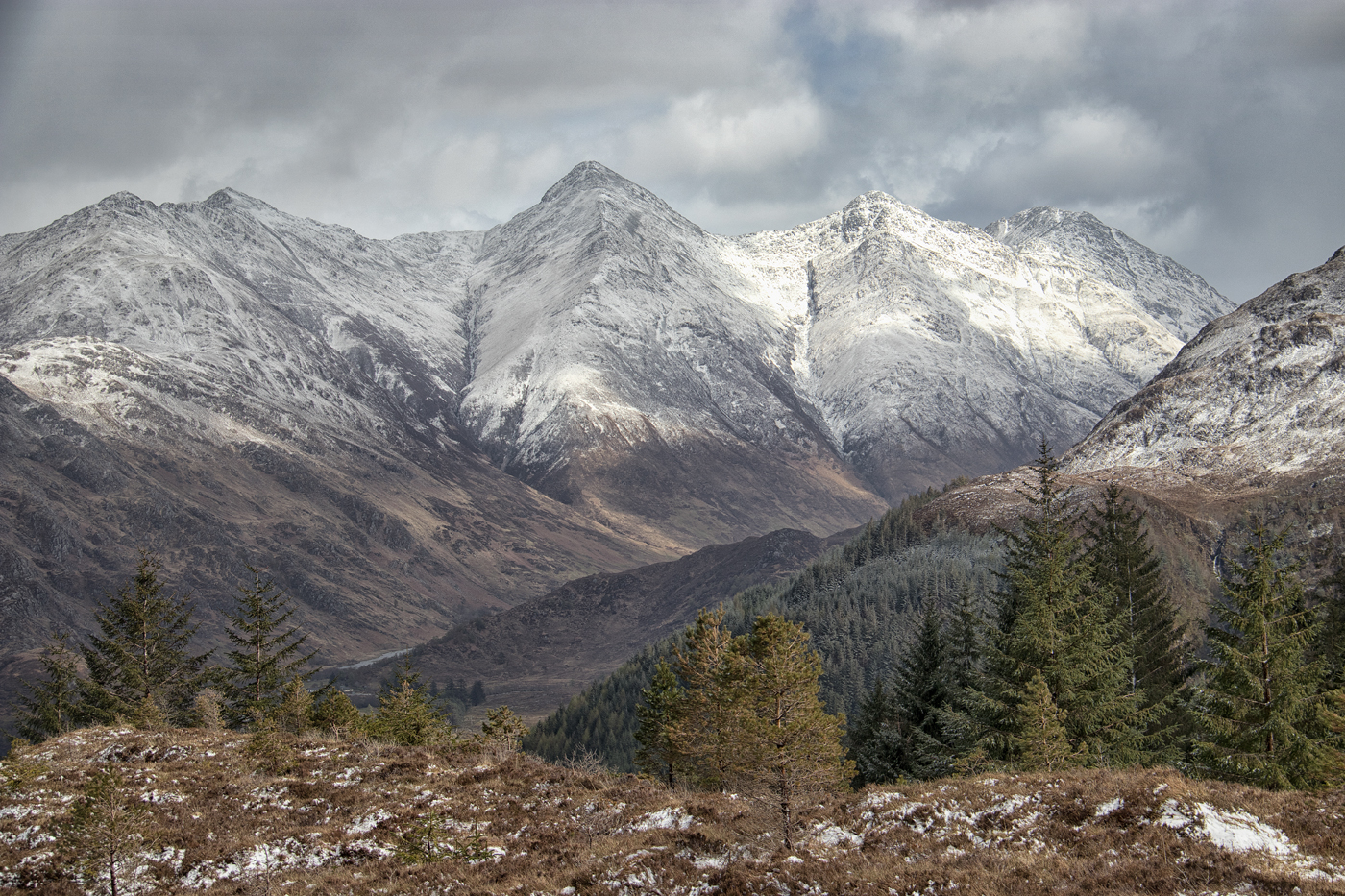Sisters of Kintail