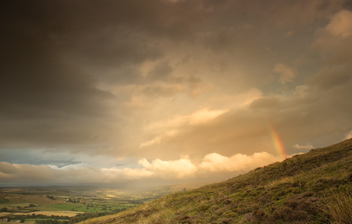 Storm over Rosedale