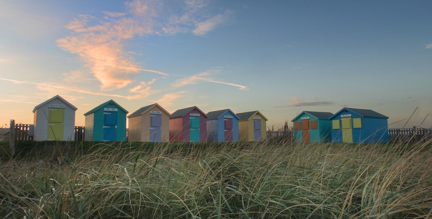Amble Beach Huts
