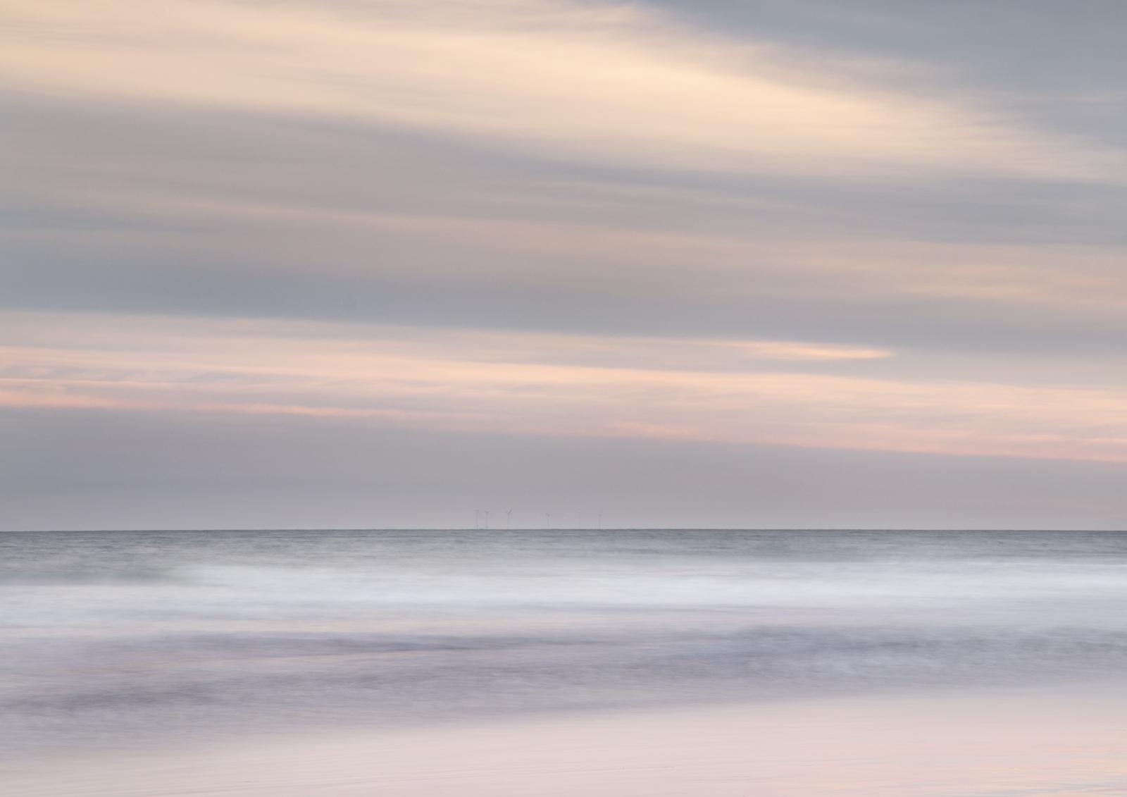 Druridge Bay Evening