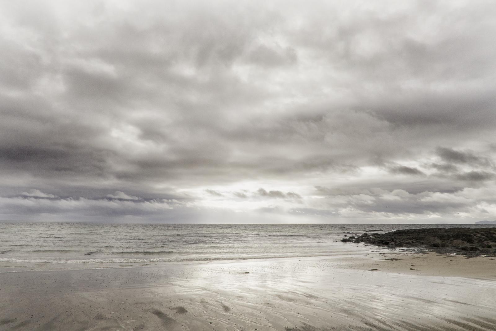 Blackwaterfoot Breaking cloud