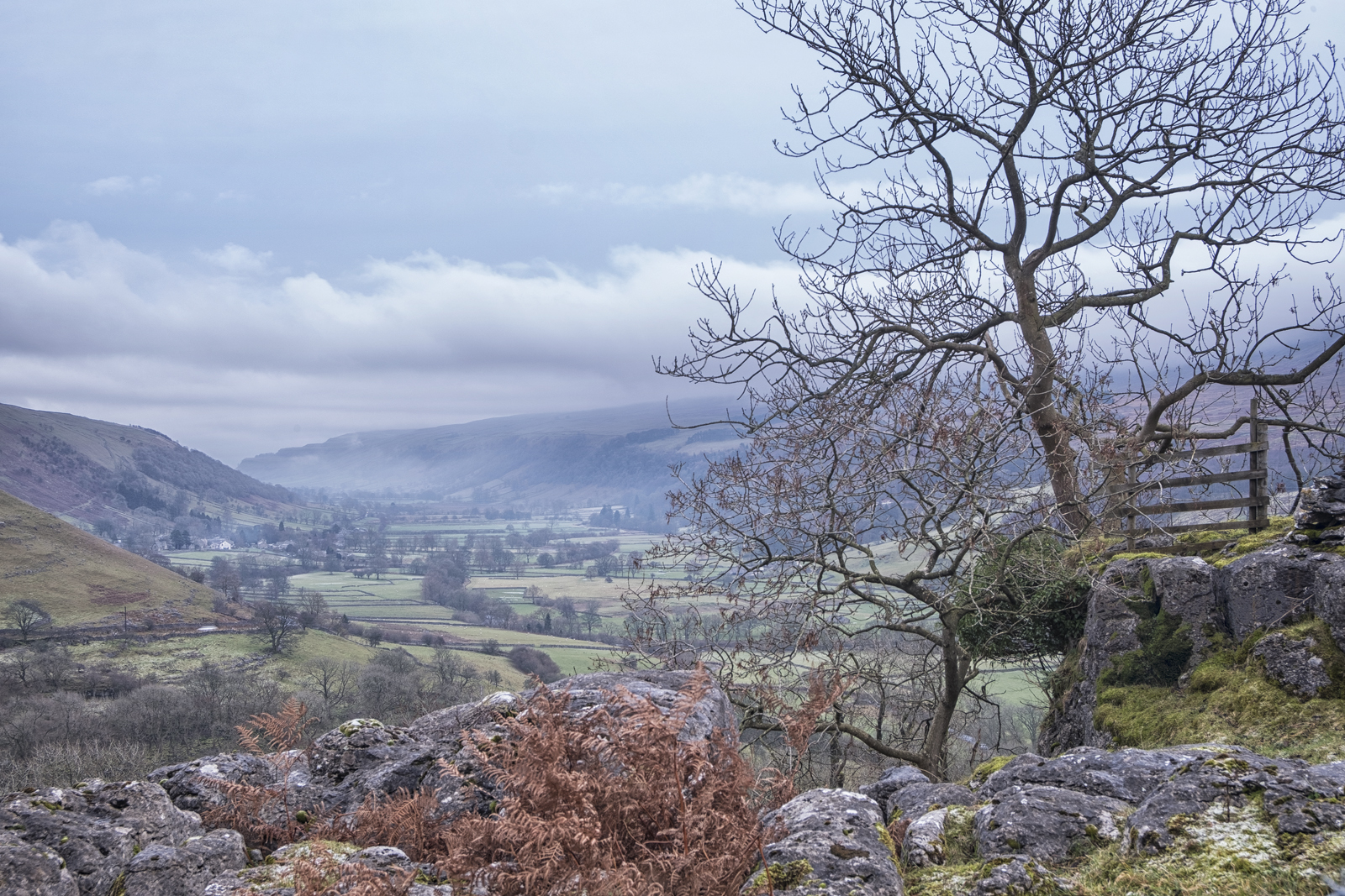 Wharfedale Valley