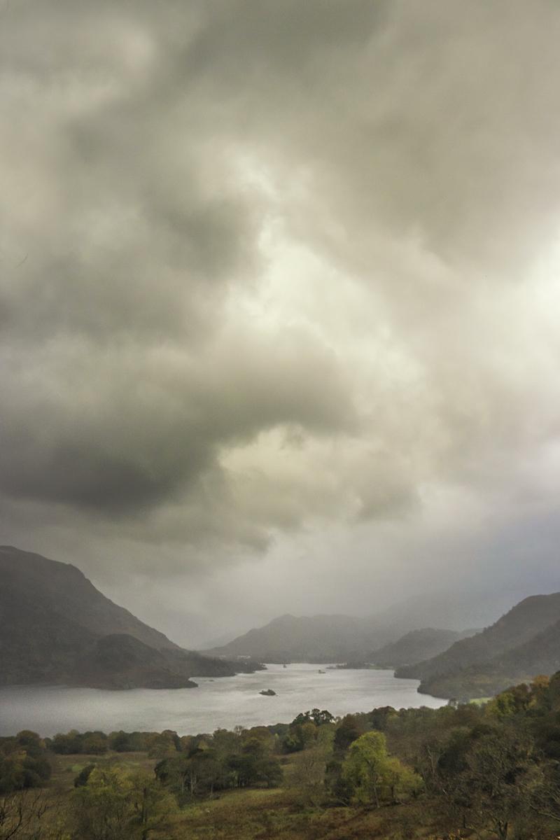 Stormy Ullswater