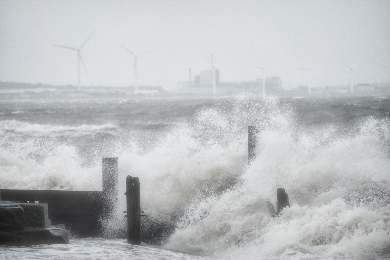 Maryport Storm
