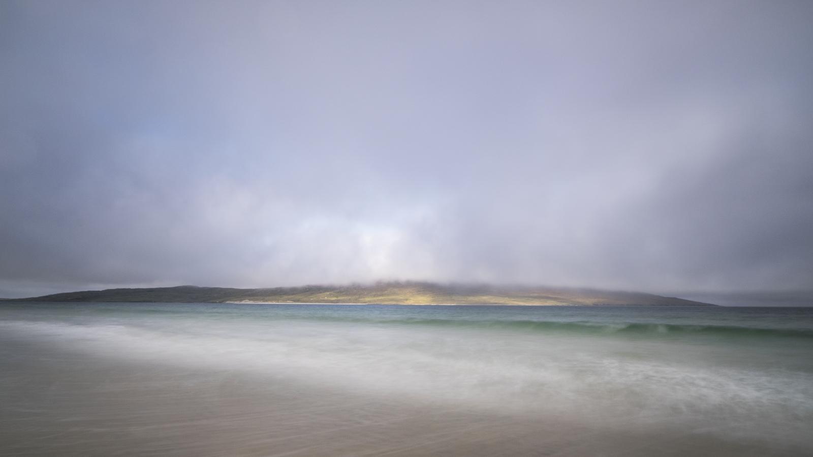 Taransay mist