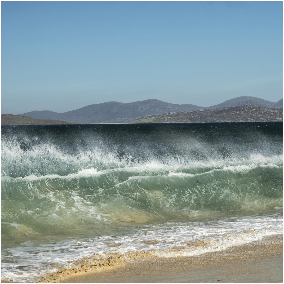 Scarista waves