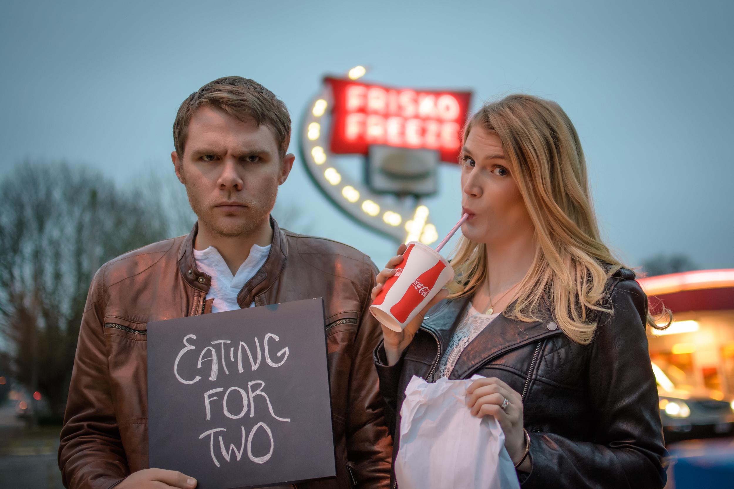 Justin and Nicole Pregnancy Announcement