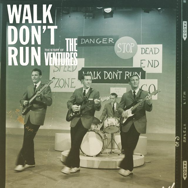 There's a documentary I'm working on about #theventures and we are heading into the second week of the Kickstarter and would love your help getting to over 50% funded! Link in bio! #walkdontrun #surfrock #tacomawashington