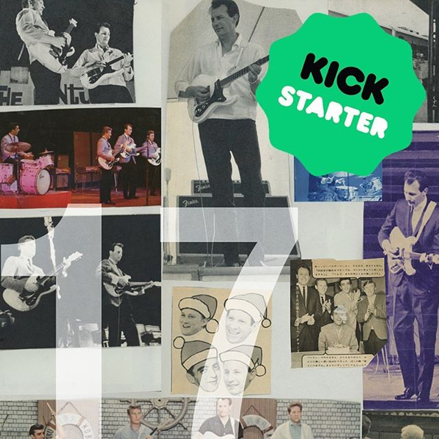 17 days left for our Kickstarter and $11k to go! Become a part of the #WalkDontRunFilm Family and support us today! http://bit.ly/WDRCountdown #walkdontrun #tacoma #TheVentures