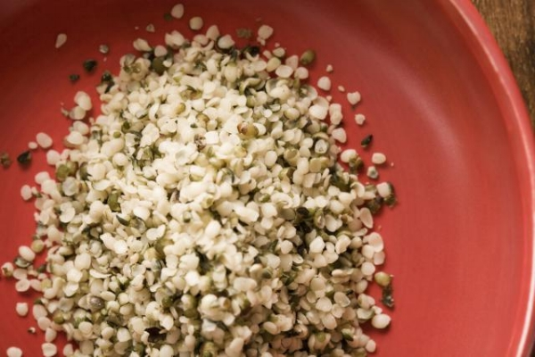 Hemp seeds - Protein Payout: 11 g per 3 tablespoonsHemp seeds (or hemp hearts) are a beach bod's BFF. Not only are they bursting with muscle-building amino acids, they contain gamma-linolenic acid (GLA), an omega-6 fatty acid that promotes a healthy metabolism and fights inflammation. What's more? Consuming the seeds regularly can increase skin, hair and nail health. Summer bodies are made in the winter, so start tossing these into your smoothies now!