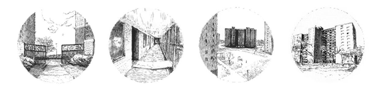 Illustrations from the book by Julien Lallemand