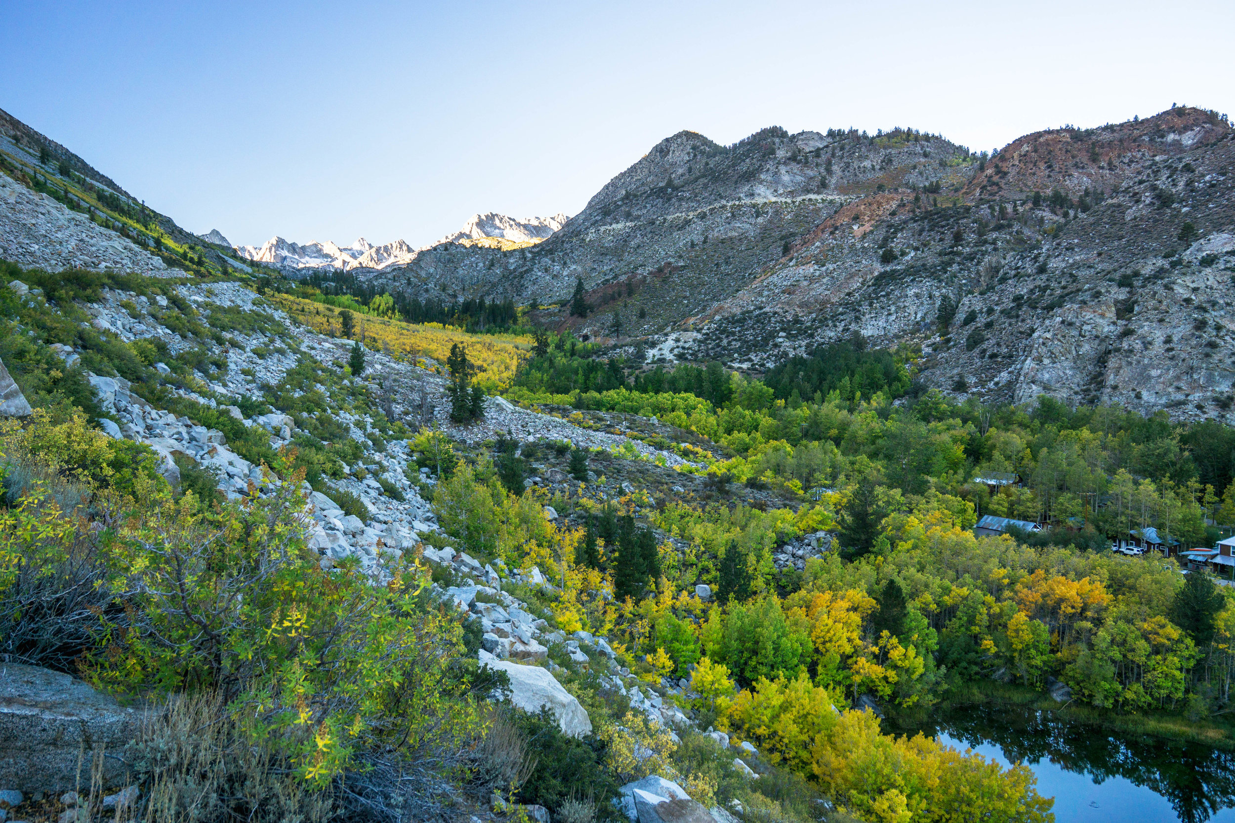 During what's rumored to be a poor year for Fall color spotting, we head off to the Sierras anyways to search for ourselves.