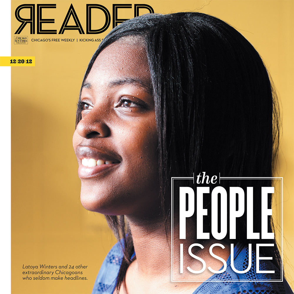 The Reader's People Issue 2012