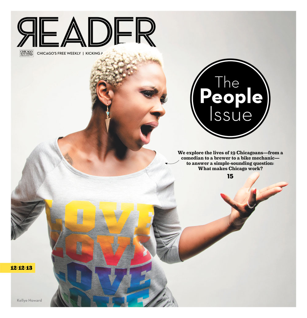 The Reader's People Issue 2013