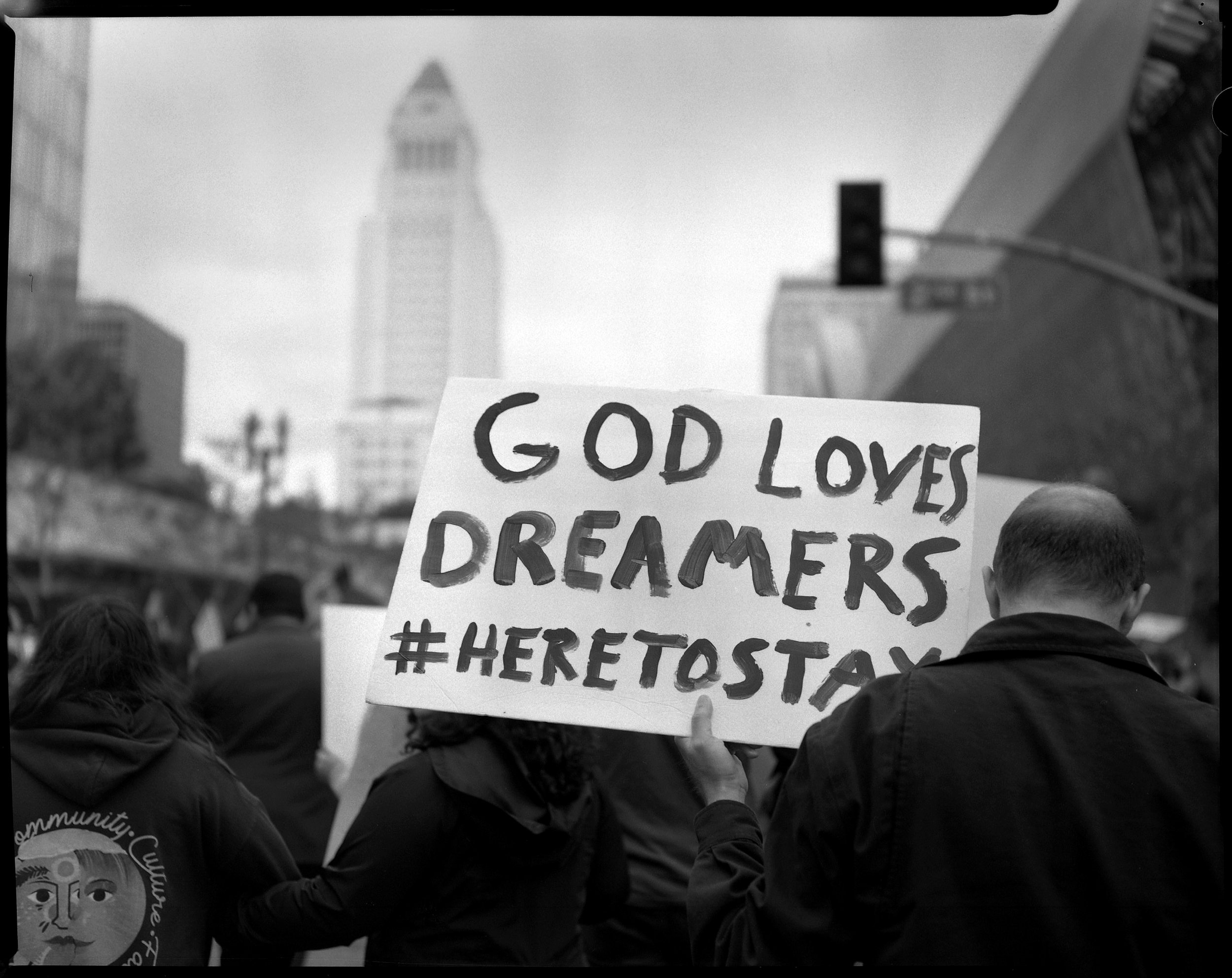 Unheeded  portrays remnants of the immigration reform movement in Los Angeles.