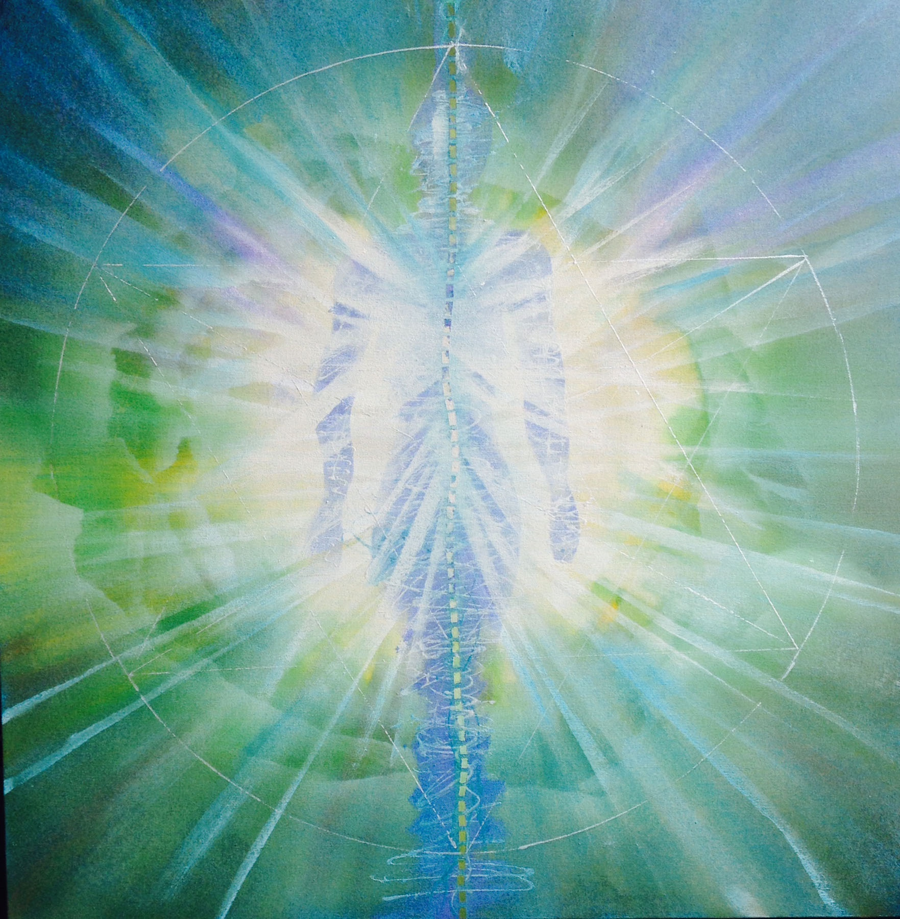 Wings of Light:  currently showing at Pine Street Café in Grass Valley, CA, and available as a giclée print.