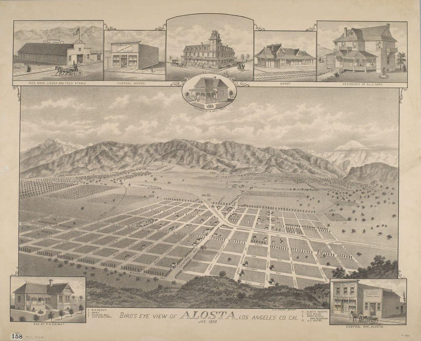 Photograph courtesy of Bancroft Library, UC Berkeley
