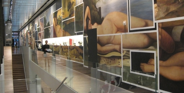 Prada store SoHo NYC