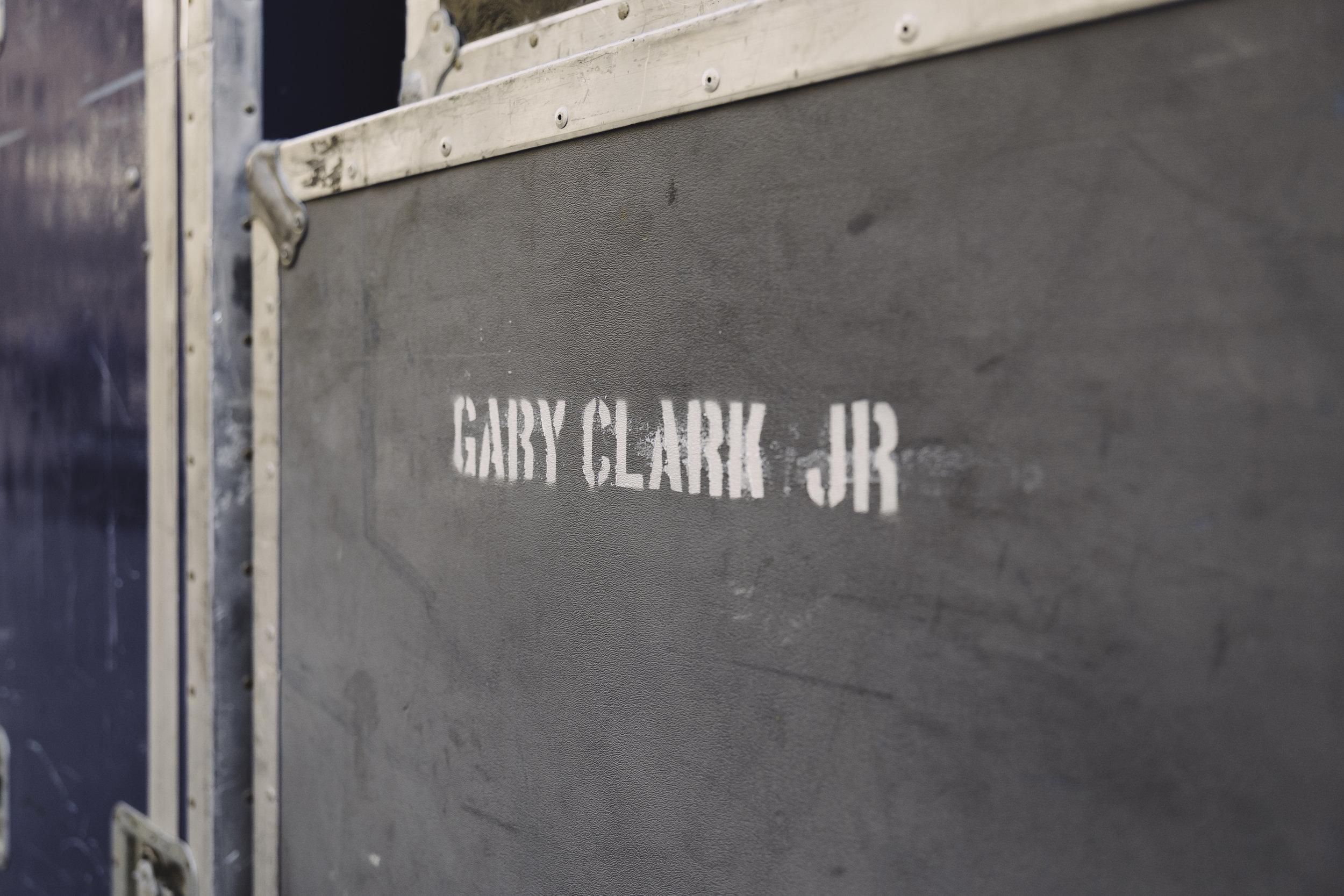 Gary Clark Jr gear