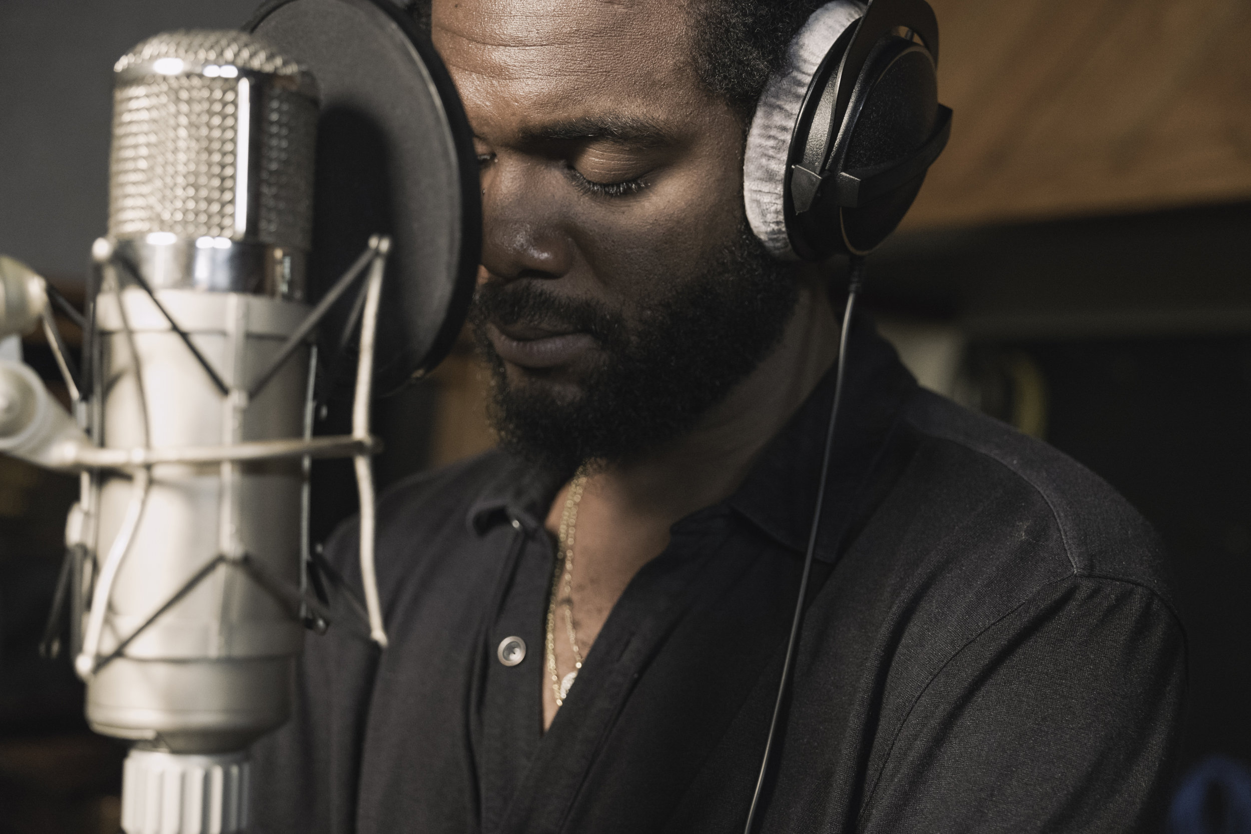 Gary Clark Jr recording
