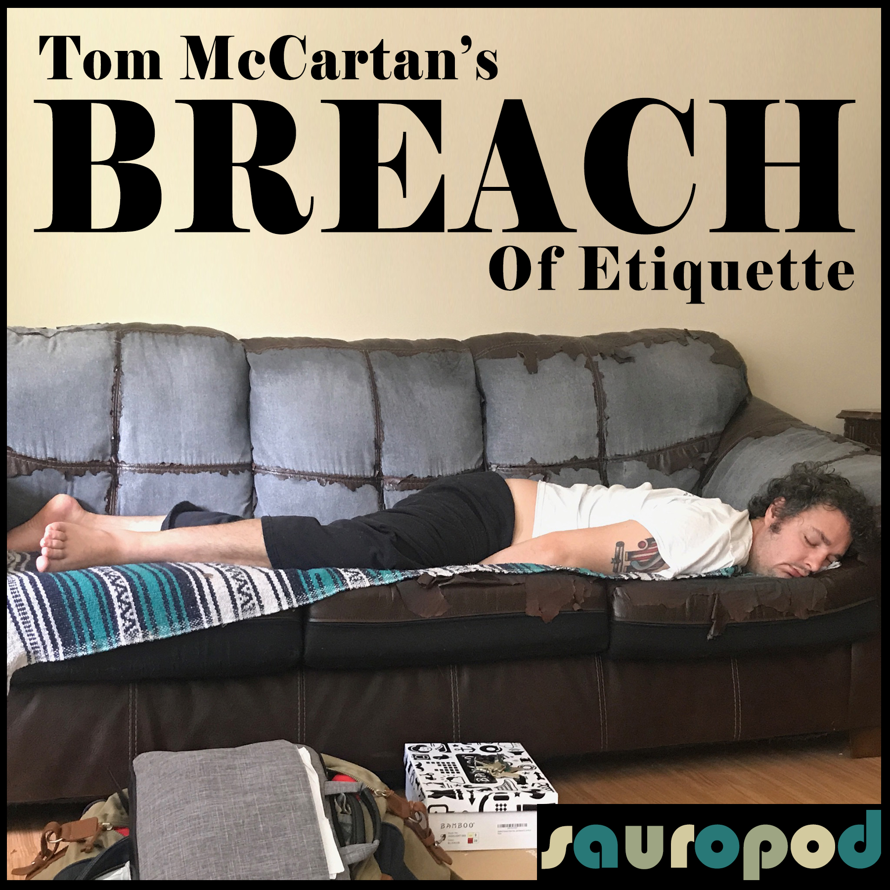 Tom McCartan's Breach Of Etiquette