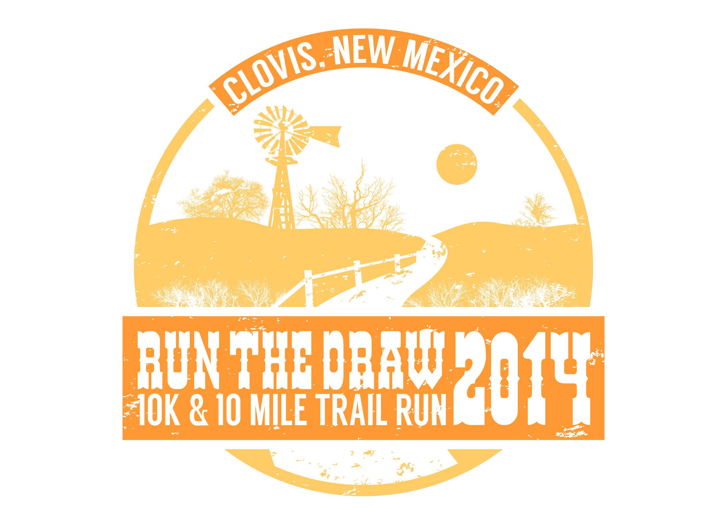 Run the Draw  10K/10Mi Trail