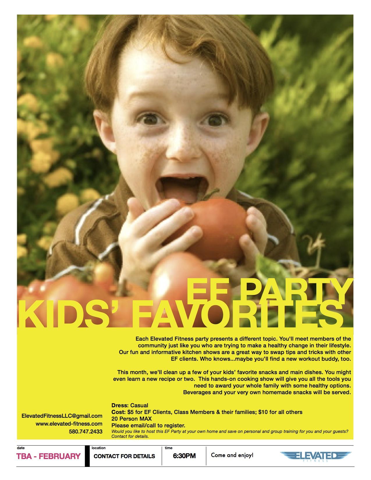 EF Party Poster Kids' Favorites .jpg