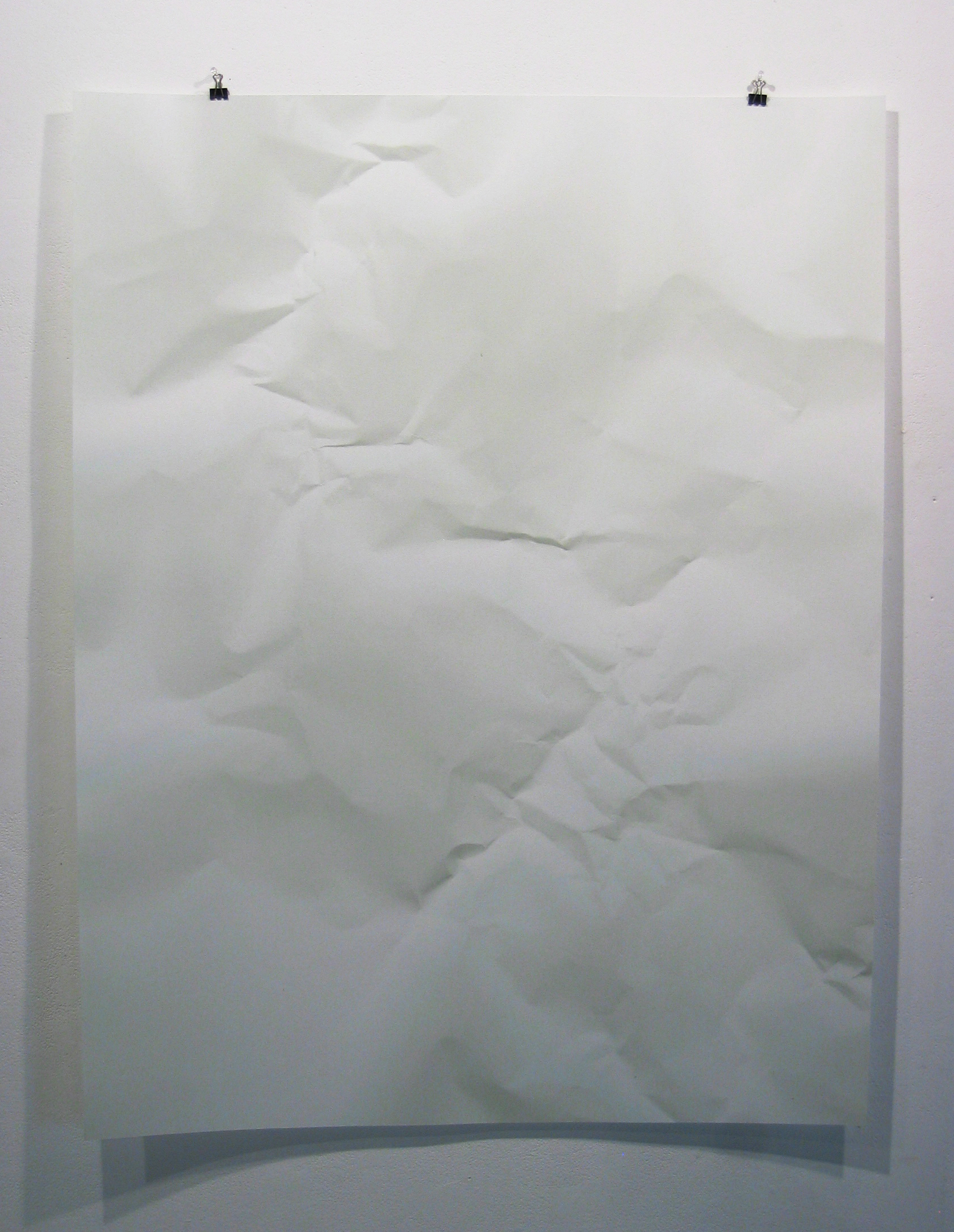 Digital print on paper