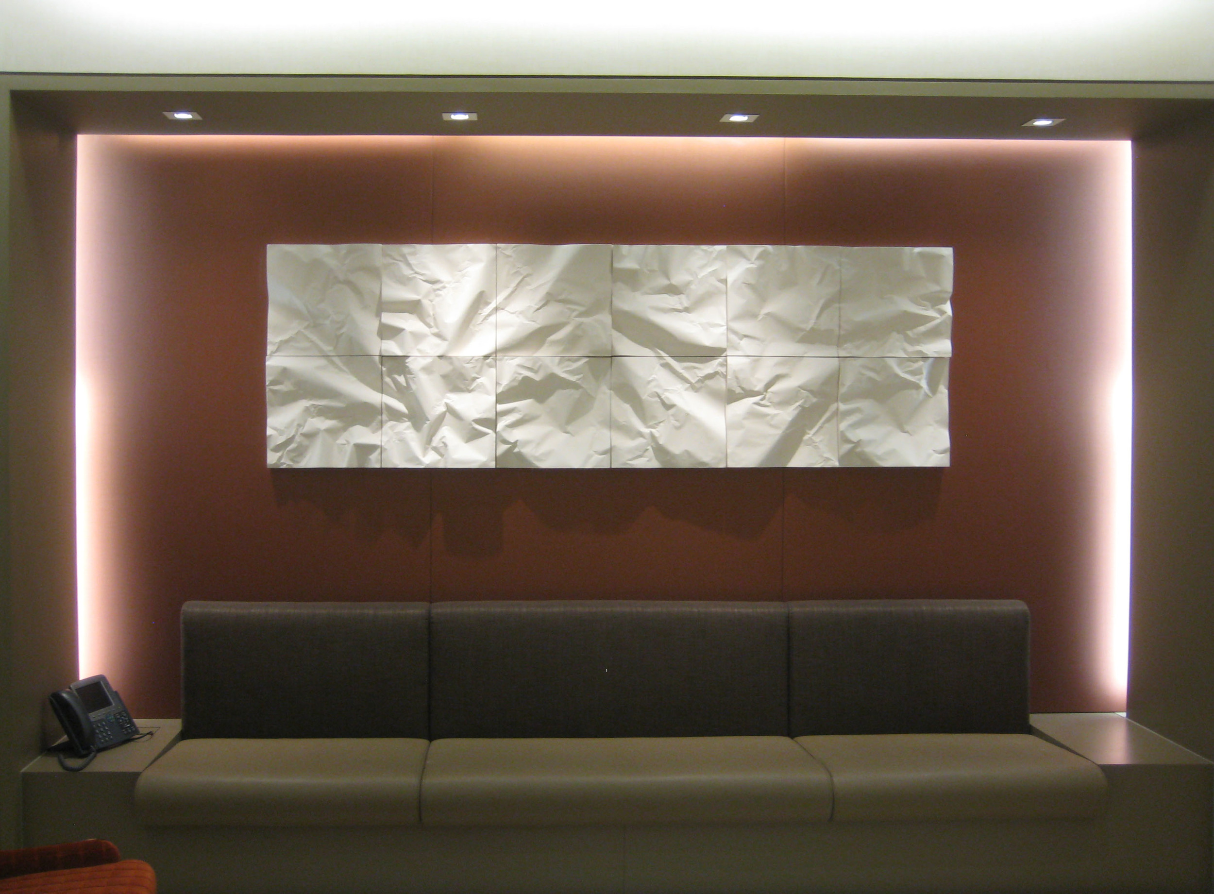 Gensler Collaboration, Spencer Stuart Office, Beijing.