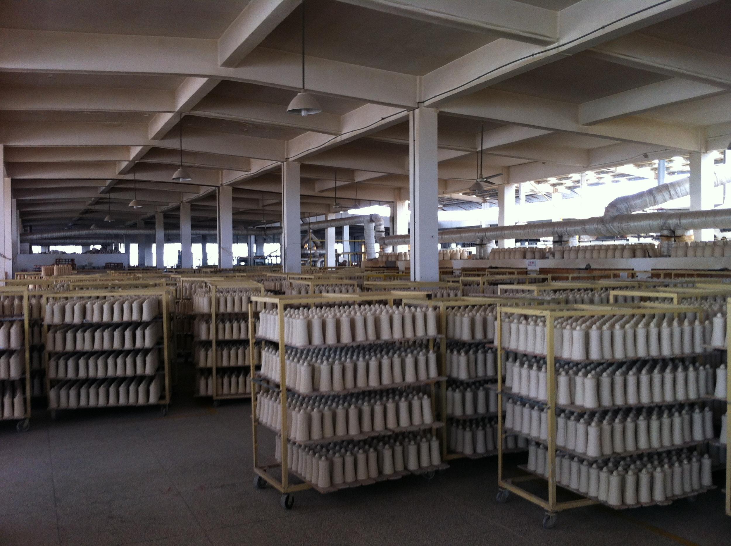 Bai Jiu Bottle Factory, Jingdezhen, China     www.recycledchina.com