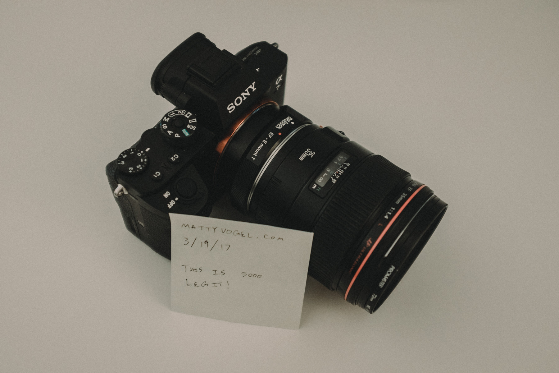 Buying and Selling Cameras Lenses Online