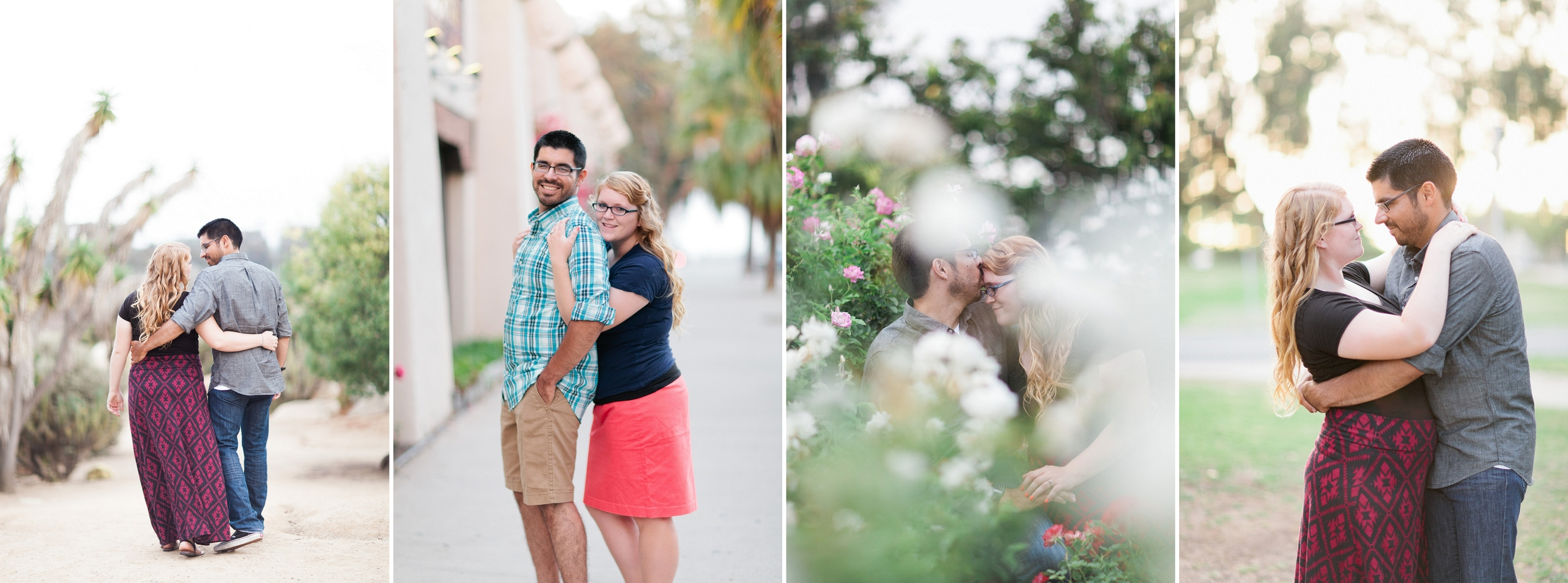 Engagement photos taken by Sposto Photography