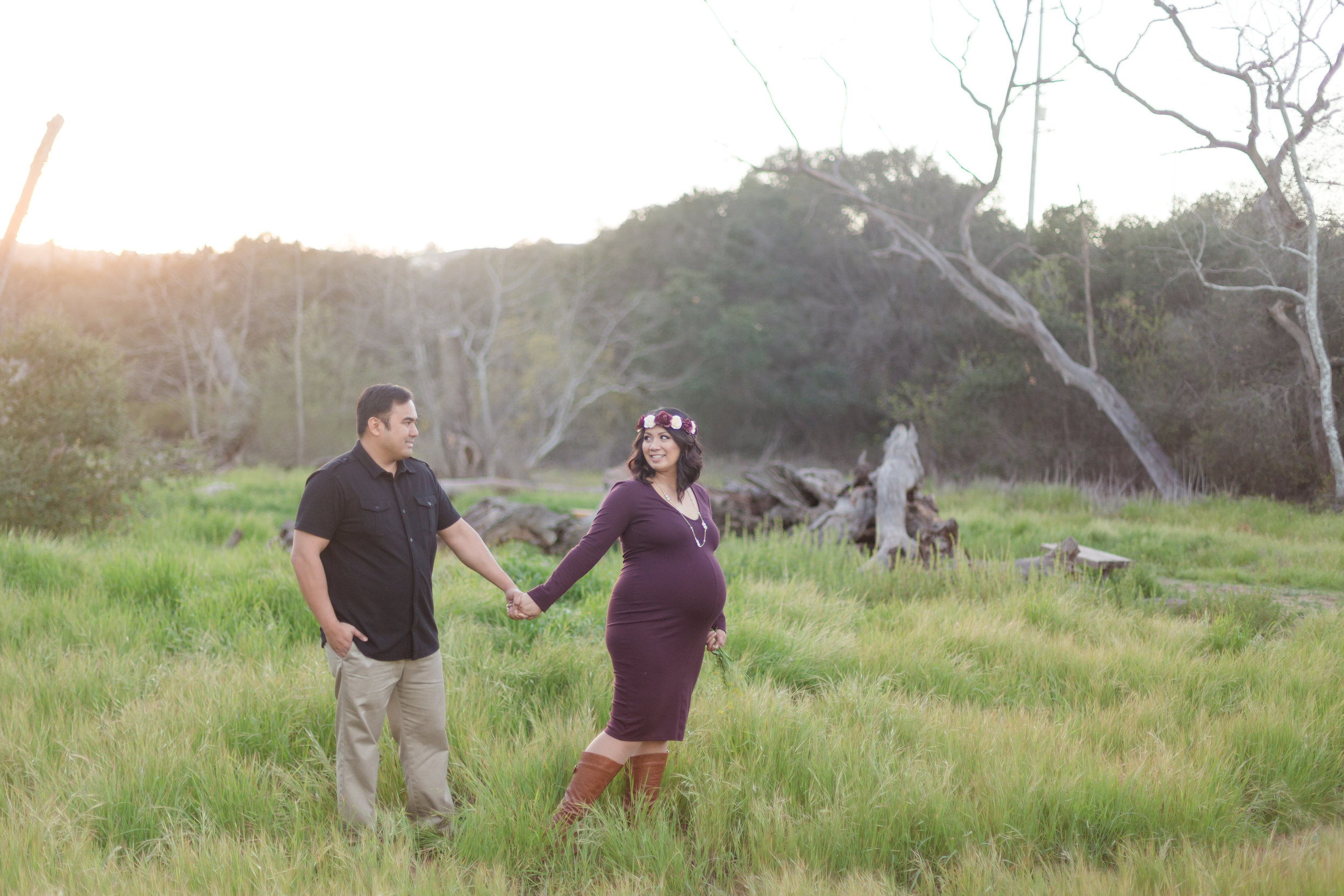 Marian Bear Maternity Session | Winter 2016