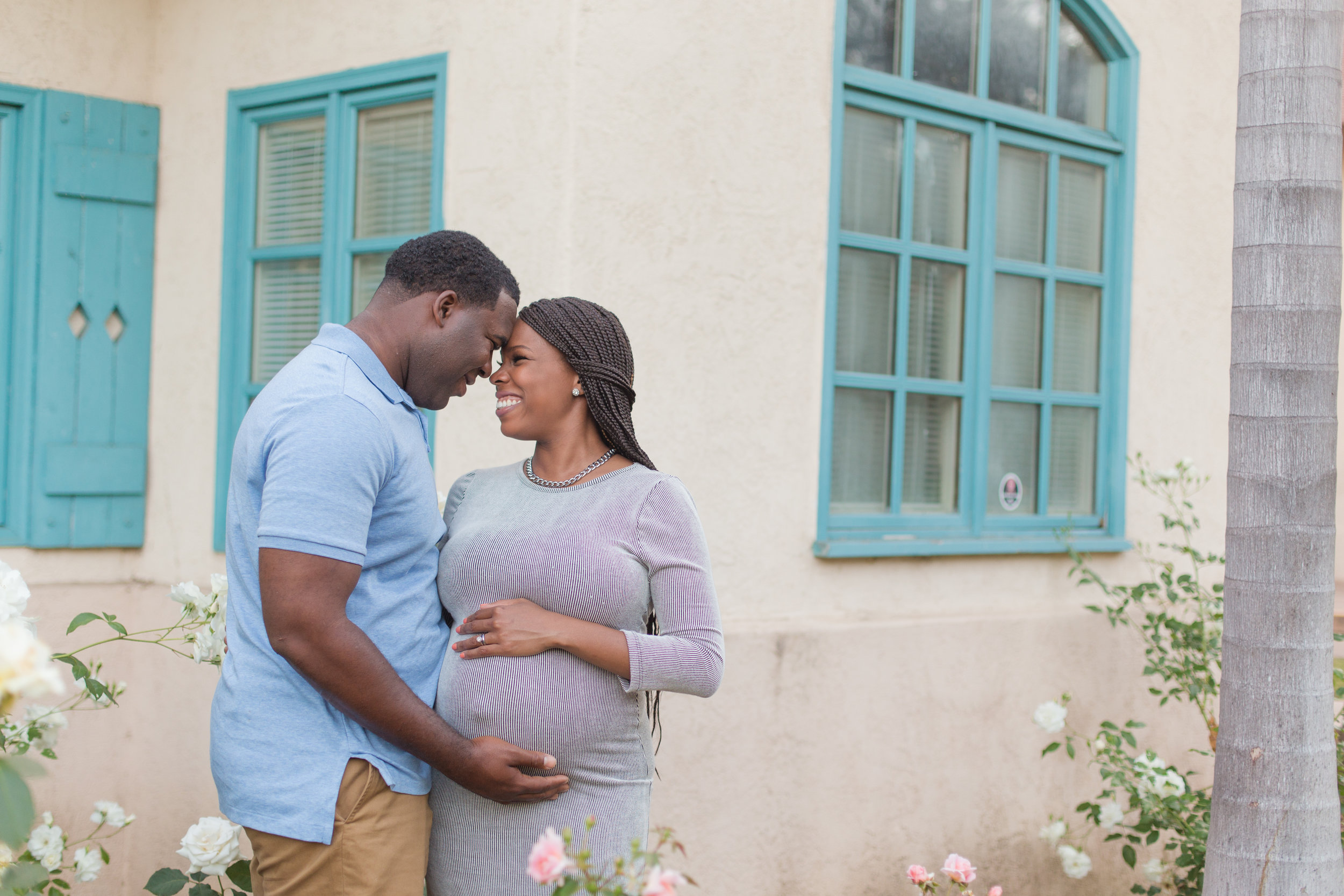 Balboa Park Maternity Session | Summer 2016