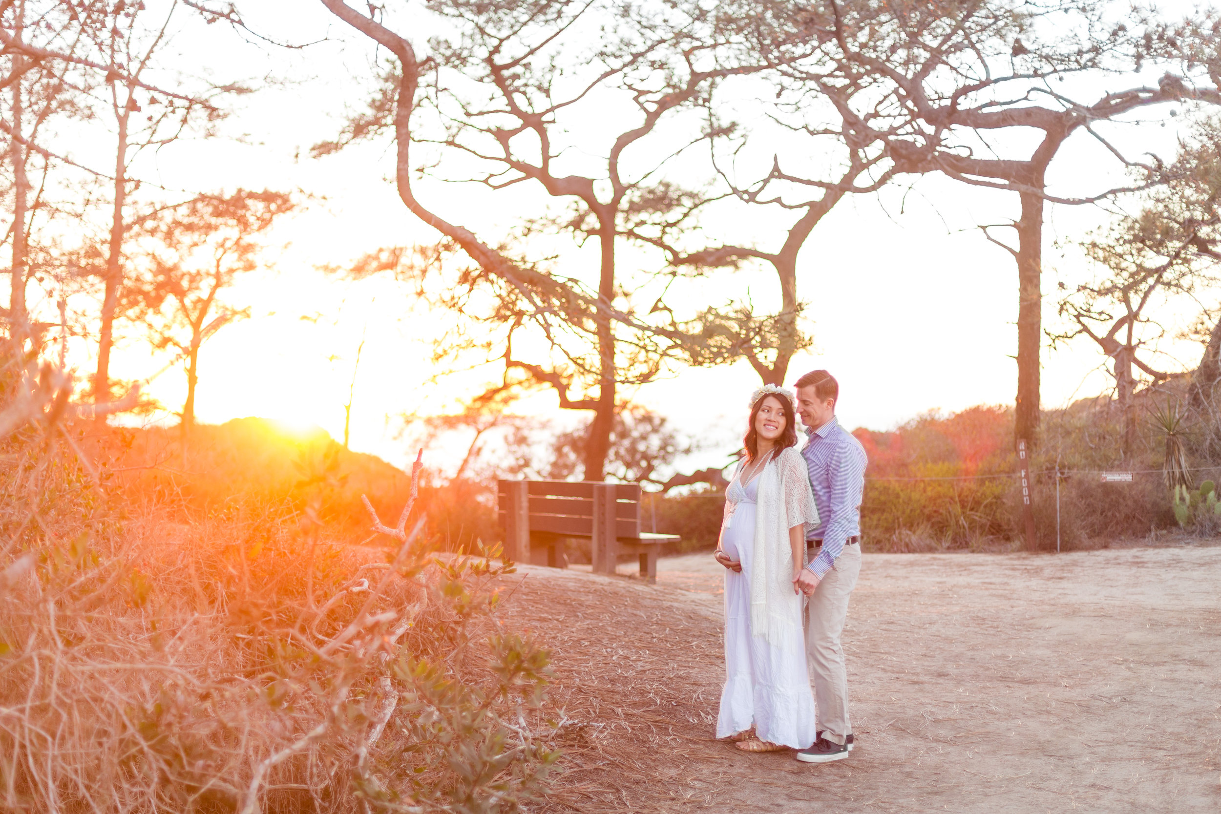 Torrey Pines Maternity Session | Fall 2016