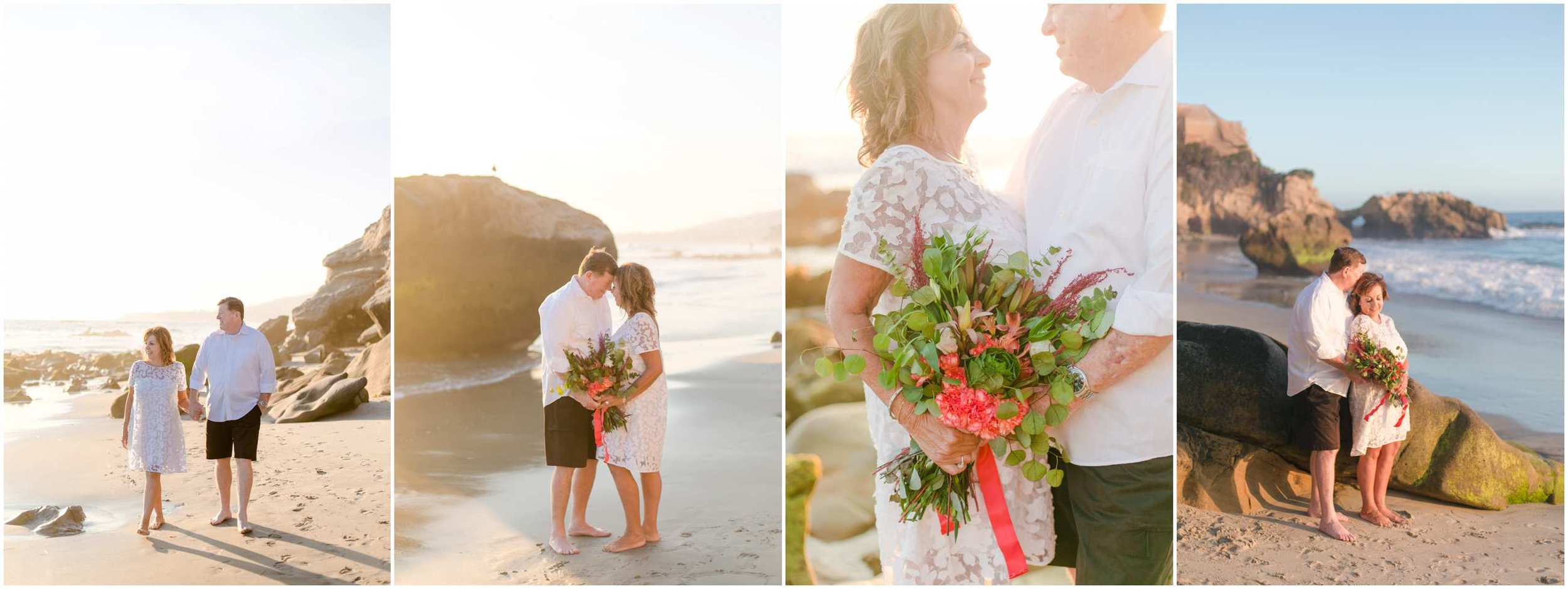 Dave and Wendy Anniversary Session | Laguna Beach