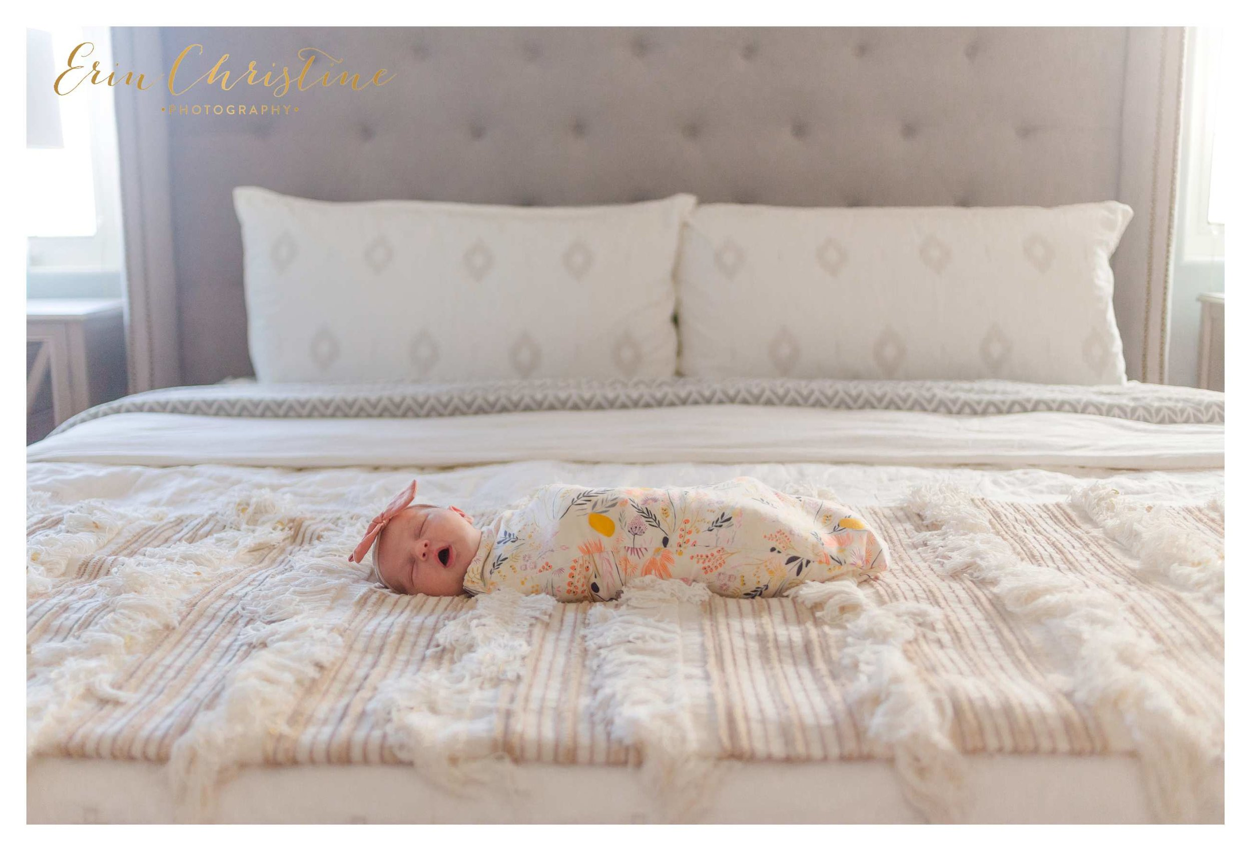 San Diego Lifestyle Newborn Session