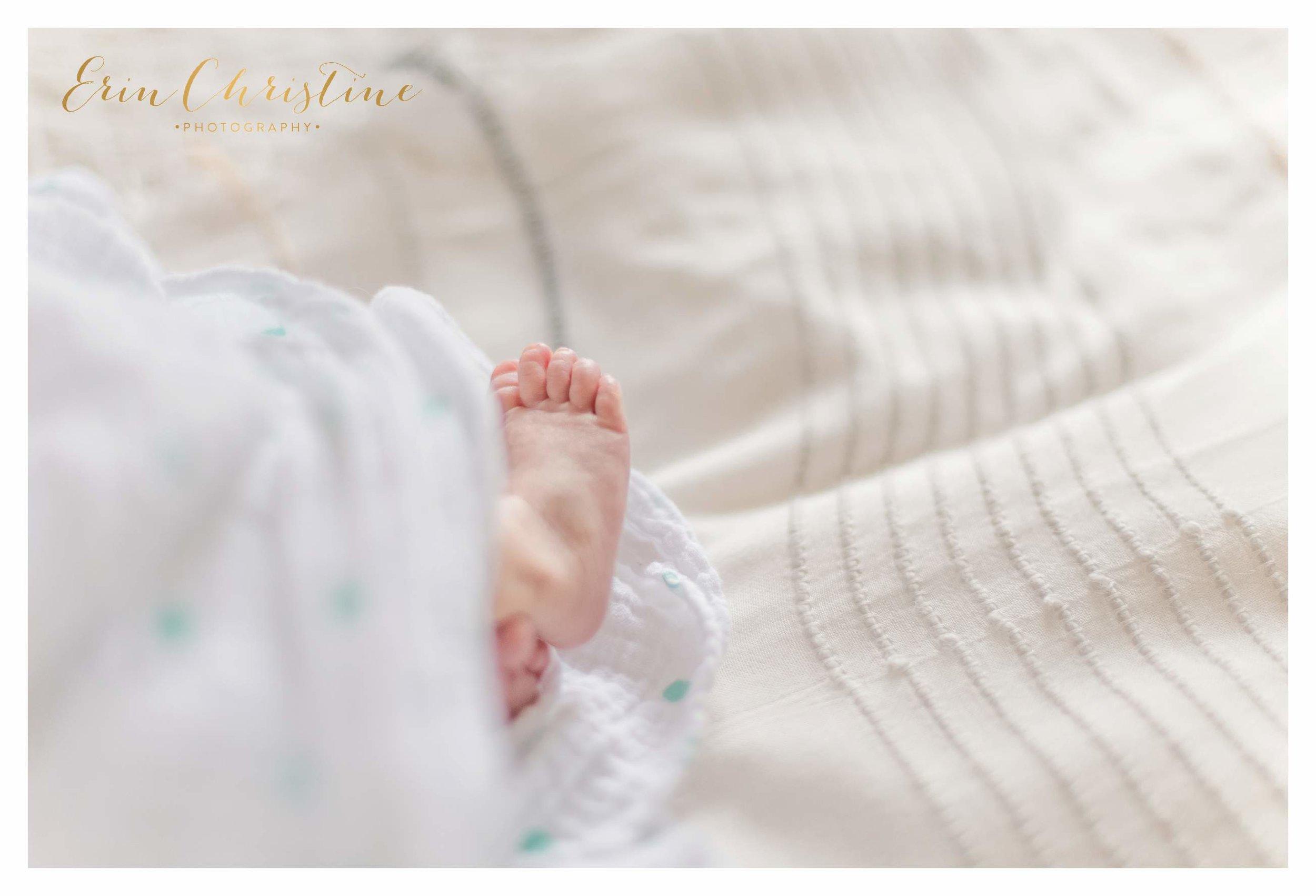 san diego lifestyle newborn photo session