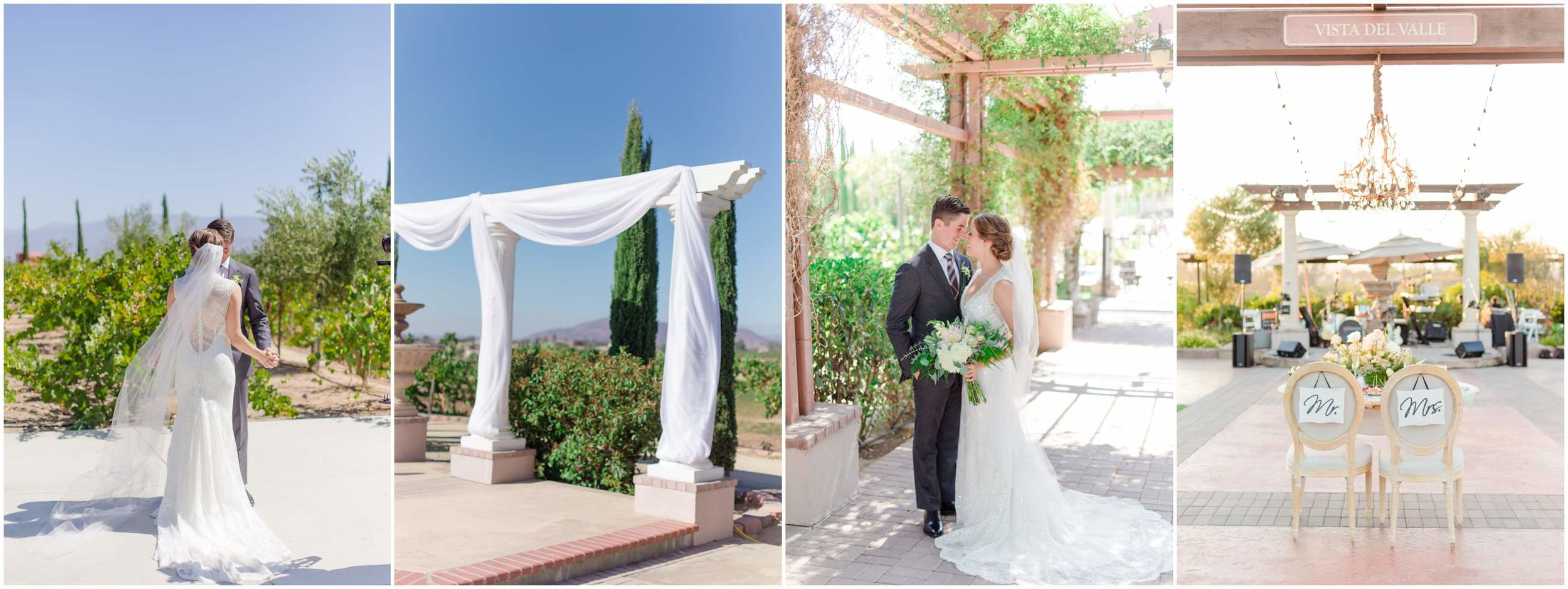 Mount Palomar Winery Wedding | Temecula Vineyard Wedding in San Diego