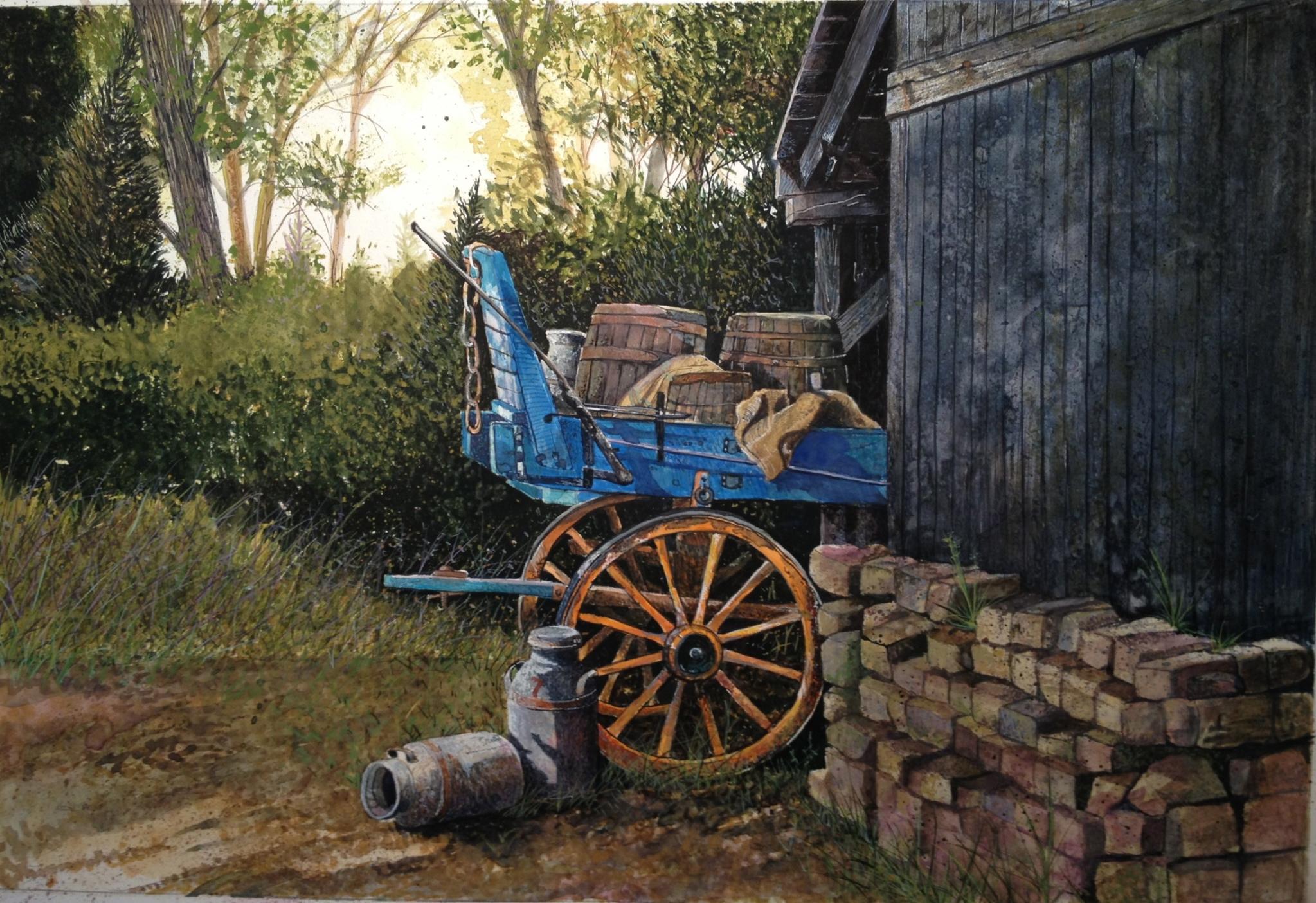 Asa's Wagon