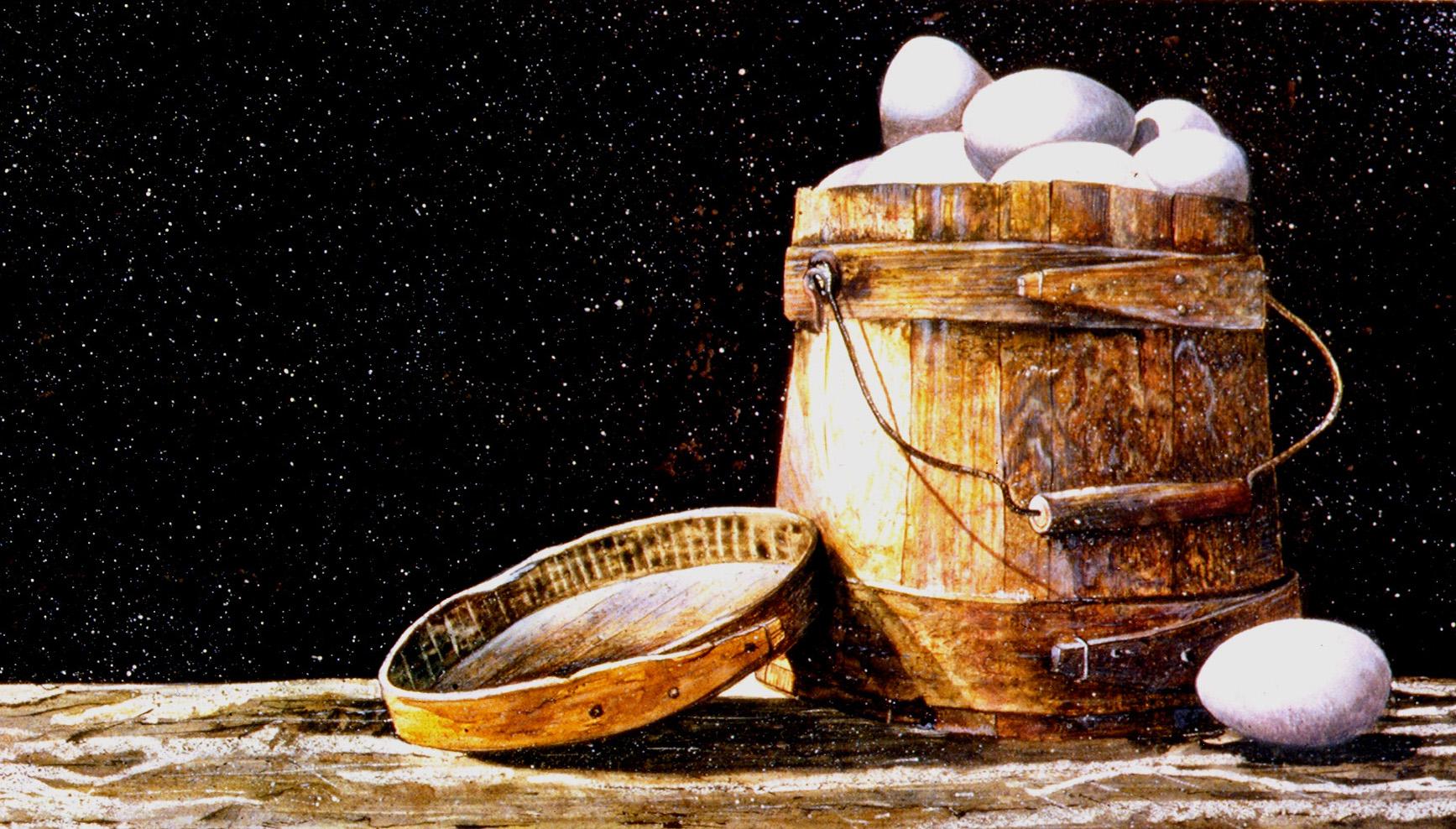 Junk Bucket