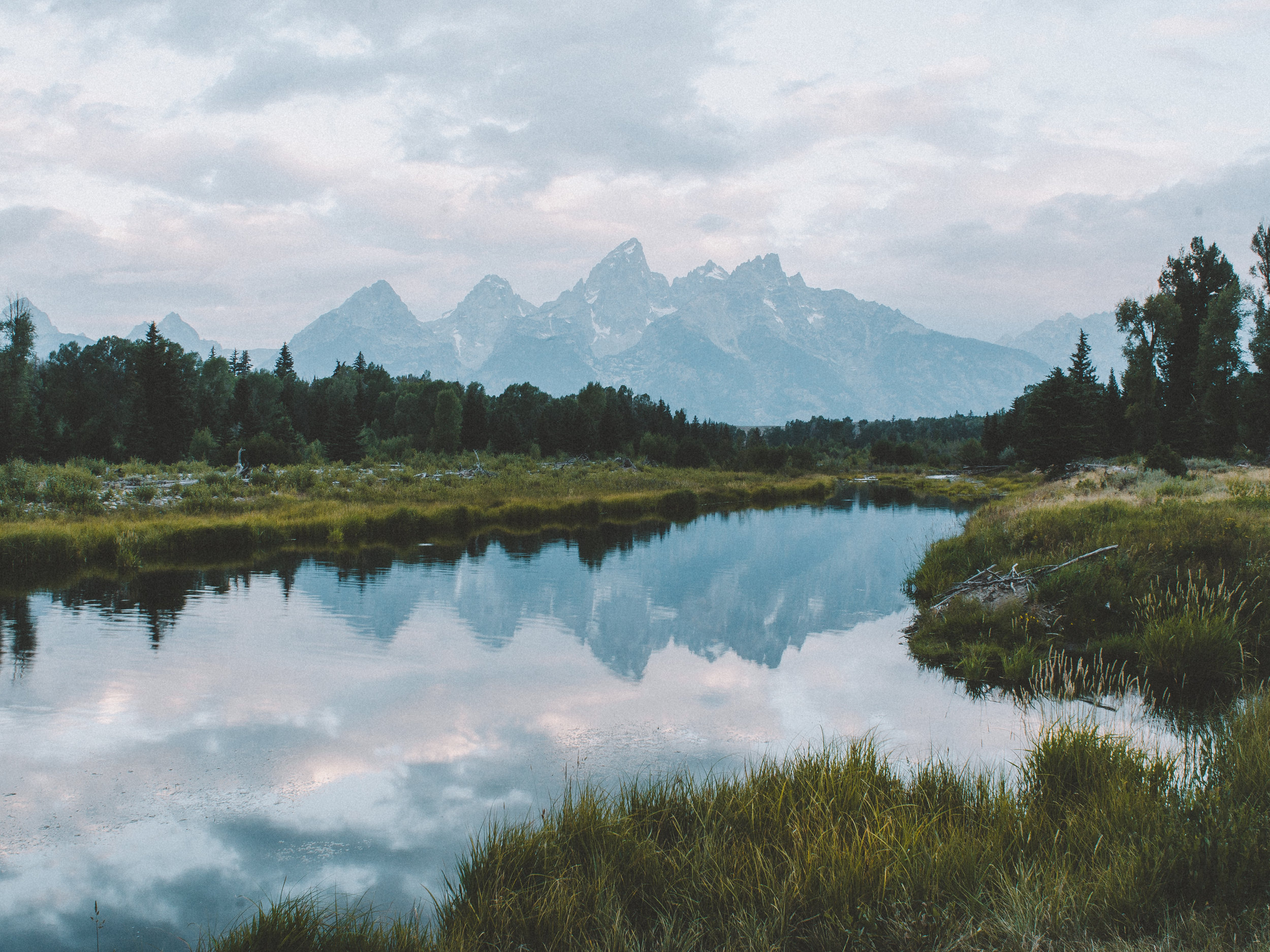 Grand Tetons National Park, Utah