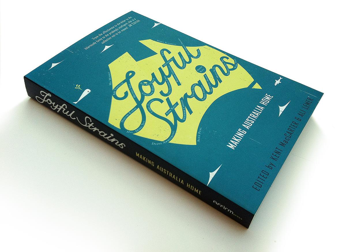 Dean Gorissen-Joyful Strains Cover Affirm Press
