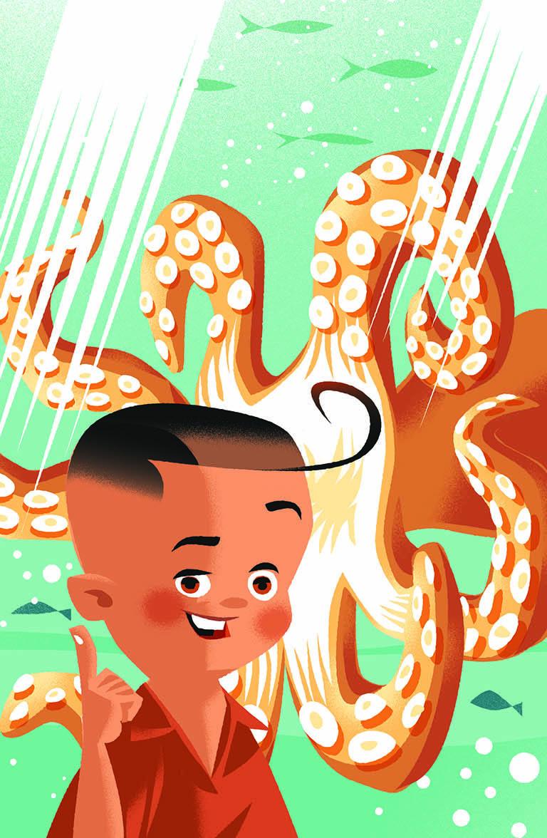 Octopus at aquarium-Dean Gorissen Illustration.jpg