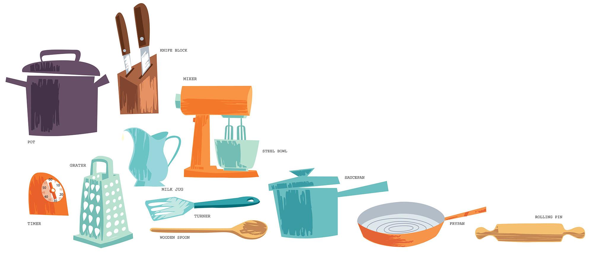 Kitchen Equipment illustrations-Dean Gorissen.jpg