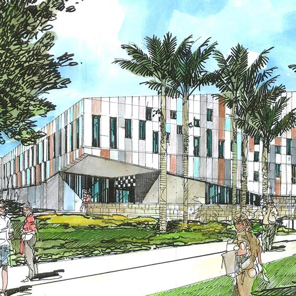 Coffs Harbour Justice Precinct