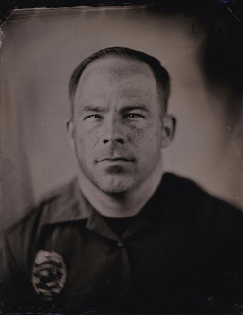 Sgt. Cosby of Birmingham Police Dept.  OCT 2015
