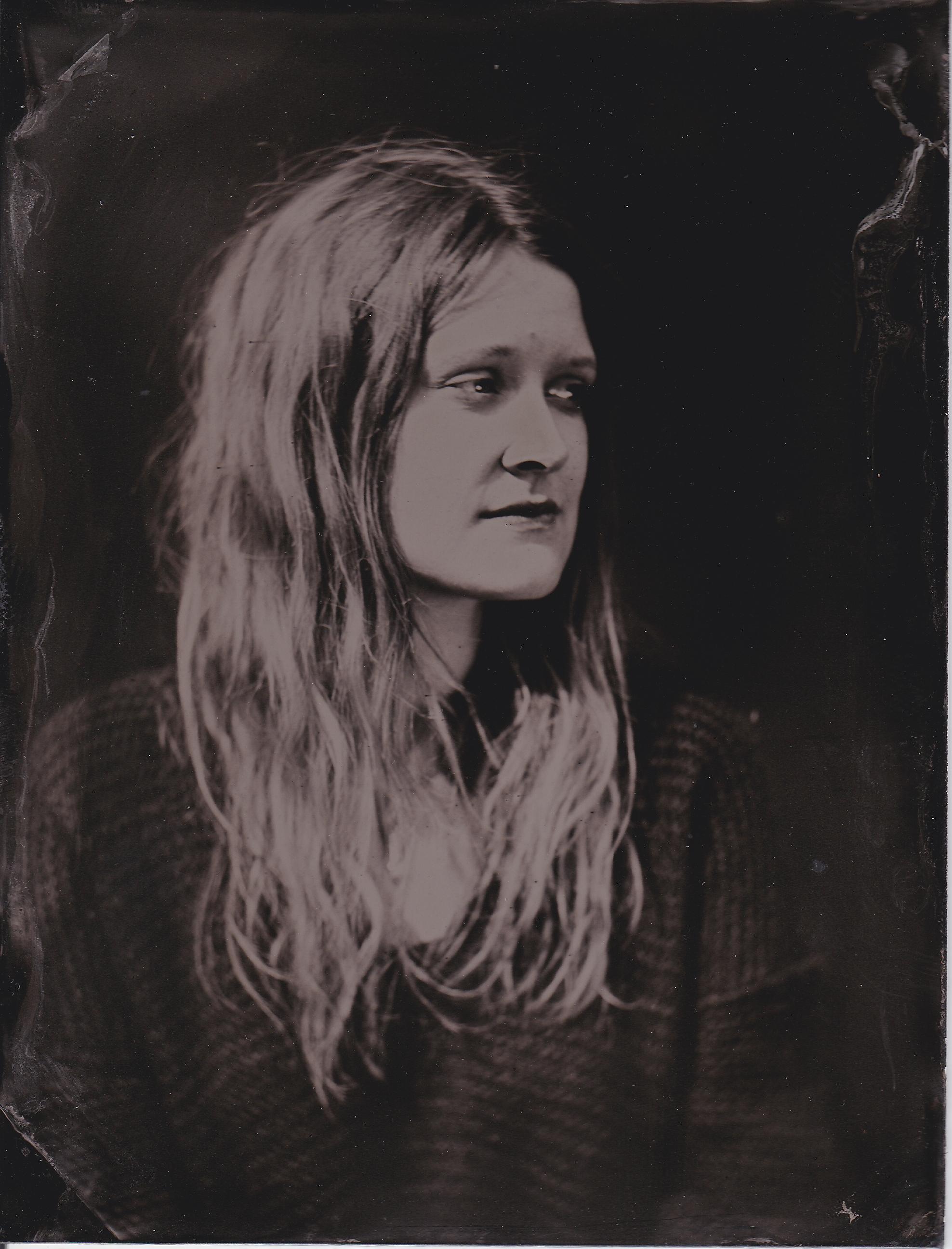 Portrait taken at Moss Rock Art Festival  November, 2016